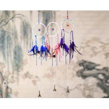Groothandel Dream Catcher Feather Decoratie Windgong