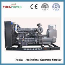 400kVA Дизельный двигатель Sdec Электрогенератор Дизель-генераторная электростанция