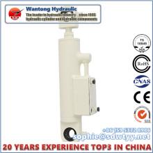 Cilindro hidráulico personalizado para compactador de lixo Ts / 16949 Certificado