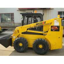 High Efficiency 0.75t Skid Steer Loader
