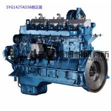 Двигатель G128, 400 кВт, Шанхайский дизельный двигатель Dongfeng для генераторной установки,