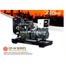 Gerador de alta qualidade de venda quente powered by weichai motor 12kw 15kw