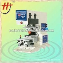 HP-125Y Pneumática única cor tinta copo desktop máquina de impressão de caneta esferográfica