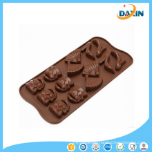 Multi Style Cake Tools Reusable Homemade Chocolate Silicone Chocolate Mold