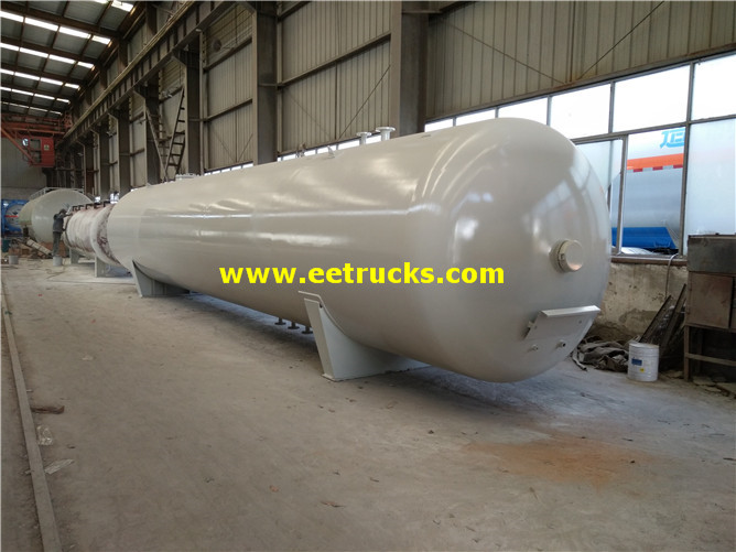 NH3 Gas Storage Tanks