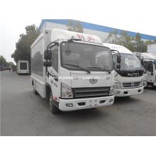 Caminhão móvel do estágio / caminhão móvel do diodo emissor de luz ao ar livre
