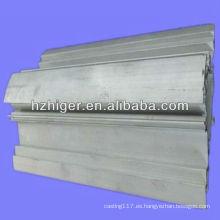 piezas de maquinaria para automóviles / herramientas de fundición a presión de aluminio