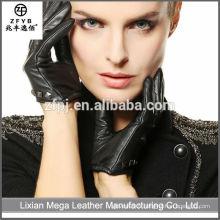 Hot Sale Gants de sécurité en cuir de meilleur qualité pour le meilleur prix