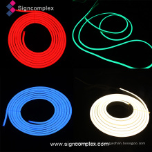 China Flex de néon Decoritive do diodo emissor de luz de 24V SMD5050 RGB com 3 anos da garantia
