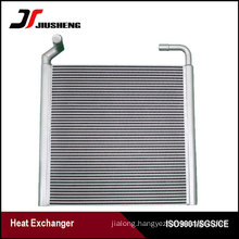 China Plate Bar Oil Cooler For Hitachi EX120-5