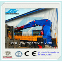 Widely Used 8Ton Telescopic Boom Truck Whith Crane