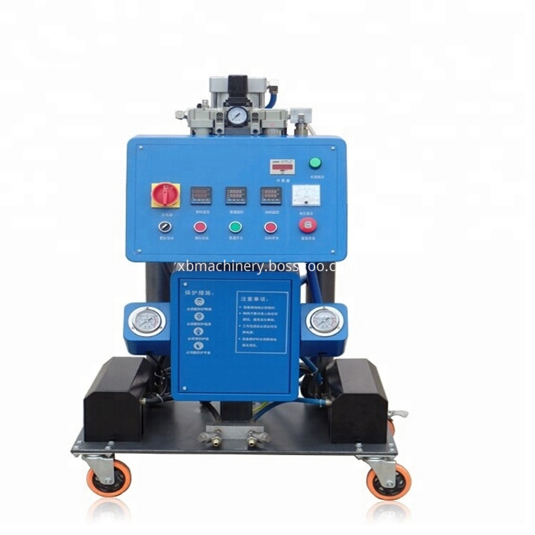 High-pressure-polyurethane-spray-foam-insulation-machine