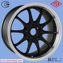qualified best price 5X114.3 alloy rims wheels for cars