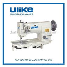 Máquina de costura industrial do Lockstitch de alta velocidade da Gêmeo-agulha UL8518