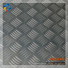 3003 H112 checkered aluminum sheet