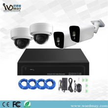 4CH 4K 8MP IP Kamera Sistem Kit Poe