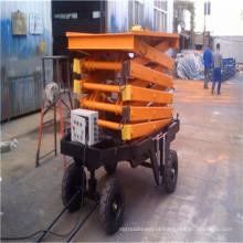Elevador hidráulico fabricado na China