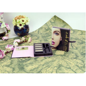 Luxury Rigid Paper Cosmetic Packaging Paper Box