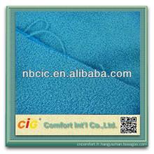 Fourmi molleton 80 Polyester 20Nylon Yoga Mat tissu