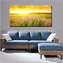 Impresión de la lona del paisaje / decoración de la pared Impresión de la imagen / impresión de la pintura