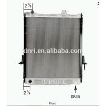 Radiador de cobre para el motor diesel isuzu 4jb1 8973331400 8973331410