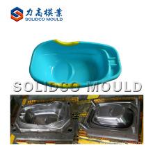 Molde de inyección de bañera de plástico para bebés en Huangyan