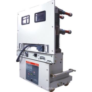 Disjoncteur à vide à haute tension Vib-40.5 / T avec poteaux intégrés