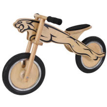 "Wooden Bike12"" Jaguar/Rider/Baby Tricycle/Balance Scooter/Baby Toy"