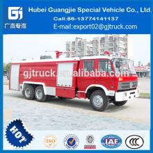 Camión de extinción de incendios del tanque de agua de 6x4 Dongfeng 12000L para la venta