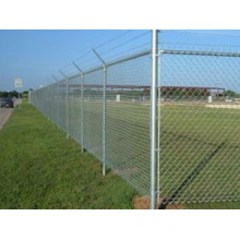 Superior Quality Stainless Steel Chain Link Fence