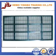 Mineração e filtro Usado Twill Weave Vibrating Sieving Mesh