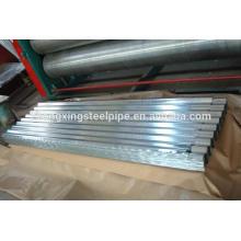 Tôle d'acier galvanisé de fourniture premier SGCC Electro / bobine / GI / HDGI pour tôle d'acier ondulée matériaux de toiture