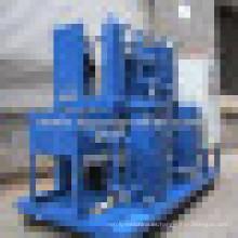 Máquina de reciclaje de aceite comestible de acero inoxidable Cop