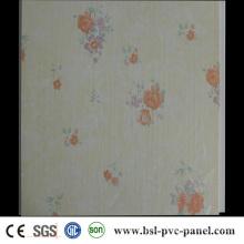 Klassische 30cm flache Laminierte PVC-Wandplatte 2015 in China