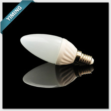 3.5W 12PCS 2835SMD LED céramiques Candle Light 280LM