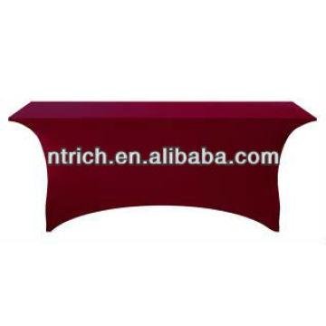 charmante couverture/linge de table rectangle Lycra/spandex