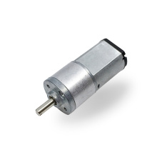 16 mm DS-16RS030 4,5 volt minik dişli motor