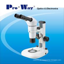 Zoom profissional Microscópio estéreo (ZTX-PW900)