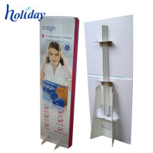 Cardboard Poster Display Stand Roll Up Banner Poster Board,Free Standing Advertising Board