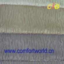 Tissu en rideau en polyester (SHCL04492)