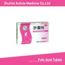 Таблетки для фолиевой кислоты
