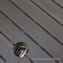 COOWIN good price outdoor wpc decking balcony