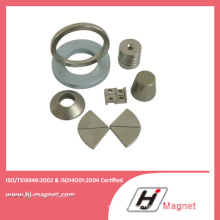 Various Shape of Neodymium Permanant Magnet on Motor