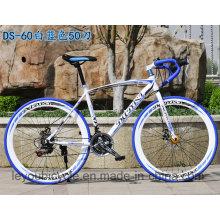 Bicicleta de corrida de estrada de alta qualidade de 21-27 velocidades com Ce