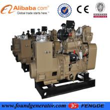 Gerador marinho interno do motor diesel do OEM 30kw-1000kw, genset diesel principal