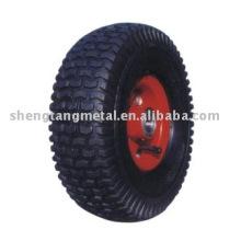 roda de borracha pneumática PR1005