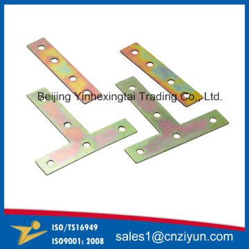 Kundenspezifische Metall-Stahl-Shim durch Stanzen, Laserschneiden
