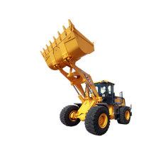 Carregador da construção de estradas de 5 toneladas 3 M3 XCMG,