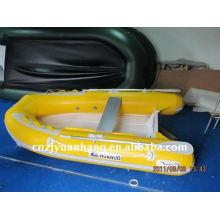 Inflatable small rib boats 270