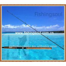 SPR021 дешевый импорт рыболовные снасти закрутки волокна удочка углерода